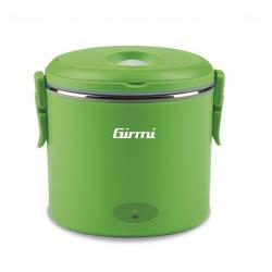 Girmi Vivandiere SC01 - Boîte à déjeuner électrique - 0.7 litres - 40 Watt - vert
