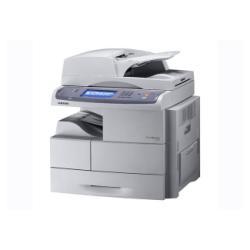 Imprimante laser multifonction Samsung SCX-6555N - Imprimante multifonctions - Noir et blanc - laser - Legal (216 x 356 mm) (original) - jusqu'à 53 ppm (copie) - jusqu'à 53 ppm (impression) - 620 feuilles - USB 2.0, LAN, hôte USB