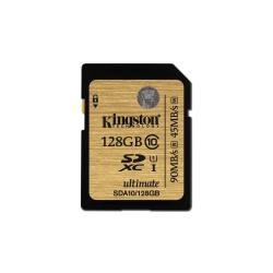 Scheda di memoria Kingston - Sda10/128gb