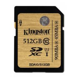 Scheda di memoria Kingston - Sda10/512gb