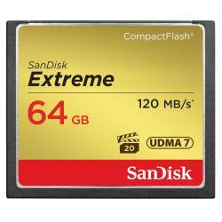 Scheda di memoria Sandisk - Extreme cf