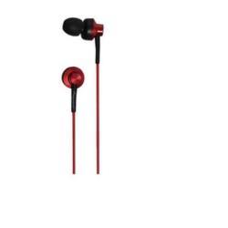 Oreillettes Pioneer SE-CL522-R - Écouteurs - intra-auriculaire - jack 3.5mm - isolation acoustique - rouge