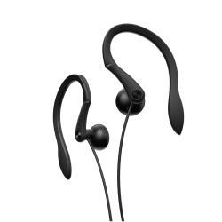 Pioneer SE-E511 - Casque - embout auriculaire - montage sur l'oreille - jack 3,5mm - noir