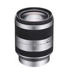 Objectif Sony SEL18200 - Objectif à zoom - 18 mm - 200 mm - f/3.5-6.3 OSS - Sony E-mount - pour Handycam NEX-VG20; NXCAM NEX-FS100E, NEX-FS100EK, NEX-FS100U; a5100