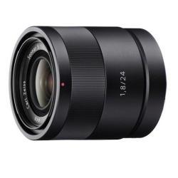 Objectif Sony SEL24F18Z - Objectif grand angle - 24 mm - f/1.8 - Sony E-mount