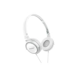 Casque Pioneer SE-MJ512-W - Casque - pleine taille - jack 3,5mm - blanc