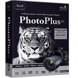 Software Avanquest - PhotoPlus X5
