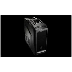 Boîtier PC Cooler Master CM Storm Scout 2 Advanced - Tour midi - ATX - pas d'alimentation ( ATX / PS/2 ) - noir minuit - USB/Audio