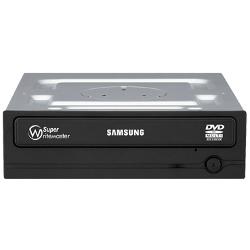 "Graveur Samsung Super-WriteMaster SH-224DB - Lecteur de disque - DVD±RW (±R DL) / DVD-RAM - 24x/24x/12x - Serial ATA - interne - 5.25"" - noir"