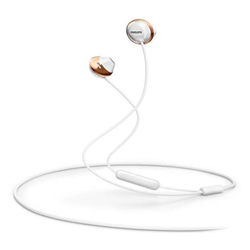 Philips SHE4205WT - �couteurs avec micro - intra-auriculaire - jack 3.5mm
