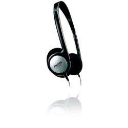 Casque Philips SHP1800 - Casque - sur-oreille - jack 3.5mm