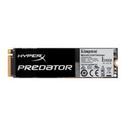SSD Predator - Disque SSD - 240 Go - interne - M.2 2280 - PCI Express 2.0 x4 - avec adaptateur HHHL