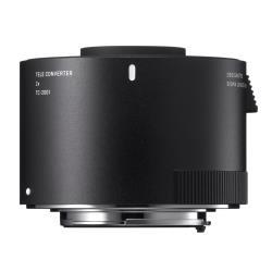 Objectif Sigma TC-2001 - Convertisseur - Canon EF