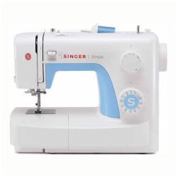 Machine à coudre Singer Simple 3221 - Machine à coudre - 21 mailles - 1 boutonnière en une étape