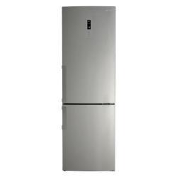 Réfrigérateur Sharp - Réfrigérateur/congélateur - pose libre
