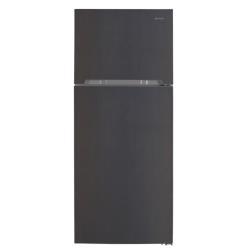 Réfrigérateur Sharp - Réfrigérateur/congélateur - pose libre - congélateur haut