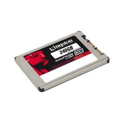 "SSD Kingston SSDNow KC380 - Disque SSD - 240 Go - interne - 1.8"" - SATA 6Gb/s"