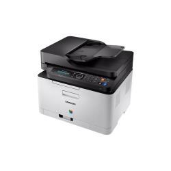 Imprimante laser multifonction Samsung Xpress C480FN - Imprimante multifonctions - couleur - laser - A4 (support) - jusqu'à 18 ppm (copie) - jusqu'à 18 ppm (impression) - 150 feuilles - USB 2.0, LAN, hôte USB