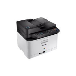 Imprimante laser multifonction Samsung Xpress C480FW - Imprimante multifonctions - couleur - laser - A4 (support) - jusqu'à 18 ppm (copie) - jusqu'à 18 ppm (impression) - 150 feuilles - USB 2.0, LAN, hôte USB, Wi-Fi, NFC
