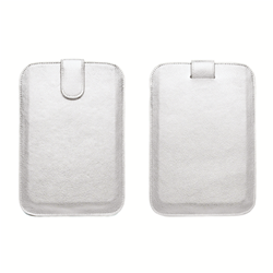 "Cover Celly - SLIMTAB02  per  Tablet 7"" Ecopelle Bianco"