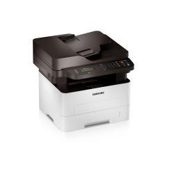 Imprimante laser multifonction Samsung Xpress M2675F - Imprimante multifonctions - Noir et blanc - laser - Legal (216 x 356 mm) (original) - A4/Legal (support) - jusqu'� 26 ppm (copie) - jusqu'� 26 ppm (impression) - 250 feuilles - 33.6 Kbits/s - USB 2.0