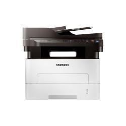 Imprimante laser multifonction Samsung Xpress M2885FW - Imprimante multifonctions - Noir et blanc - laser - Legal (216 x 356 mm) (original) - A4/Legal (support) - jusqu'� 28 ppm (copie) - jusqu'� 28 ppm (impression) - 250 feuilles - 33.6 Kbits/s - USB 2.0, LAN, Wi-Fi(n)