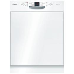 Lave-vaisselle encastrable Bosch Serie 6 SMD63N22EU - Lave-vaisselle - intégrable - Niche - largeur : 60 cm - profondeur : 56.7 cm - hauteur : 81.5 cm - blanc