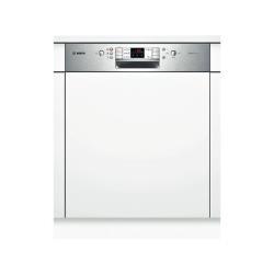 Lave-vaisselle encastrable Bosch SuperSilence ActiveWater SMI54M05EU - Lave-vaisselle - intégrable - Niche - largeur : 60 cm - profondeur : 55 cm - hauteur : 81.5 cm - inox