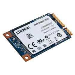 SSD Kingston SSDNow mS200 - Disque SSD - 60 Go - interne - mSATA - SATA 6Gb/s