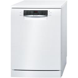 Lave-vaisselle Bosch Serie 4 SMS46MW03E - Lave-vaisselle - pose libre - largeur : 60 cm - profondeur : 60 cm - hauteur : 84.5 cm - blanc