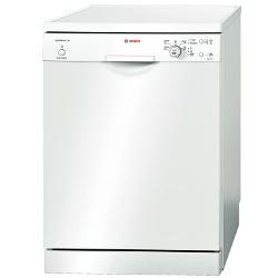 Lave-vaisselle Bosch SynthesiActive AquaStop ActiveWater SMS50D22II - Lave-vaisselle - pose libre - largeur : 60 cm - profondeur : 60 cm - hauteur : 84.5 cm - blanc