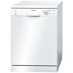 Lave-vaisselle Bosch Serie 2 SMS50D32II - Lave-vaisselle - pose libre - largeur : 60 cm - profondeur : 60 cm - hauteur : 84.5 cm - blanc