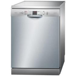 Lave-vaisselle Bosch Serie 6 ActiveWater SMS54N08II - Lave-vaisselle - pose libre - largeur : 60 cm - profondeur : 60 cm - hauteur : 84.5 cm - inox