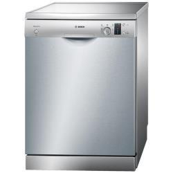 Lave-vaisselle Bosch Serie 4 SMS57E28EU - Lave-vaisselle - pose libre - Acier