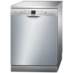 Lave-vaisselle Bosch Serie 6 Silence Plus SMS58L18EU - Lave-vaisselle - pose libre - largeur : 60 cm - profondeur : 60 cm - hauteur : 84.5 cm - inox