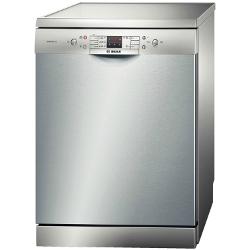 Lave-vaisselle Bosch SilencePlus ActiveWater SMS58N88EU - Lave-vaisselle - pose libre - largeur : 60 cm - profondeur : 60 cm - hauteur : 84.5 cm