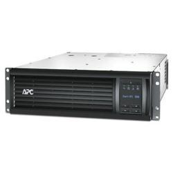 UPS onduleur APC Smart-UPS 3000 LCD - Onduleur (rack-montable) - CA 220/230/240 V - 2.7 kW - 3000 VA - RS-232, USB - connecteurs de sortie : 9 - 2U