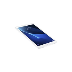 "Tablette tactile Samsung Galaxy Tab A (2016) - Tablette - Android 6.0 (Marshmallow) - 16 Go eMMC - 10.1"" Plane to Line Switching (PLS) (1920 x 1200) - Logement microSD - 4G - blanc"