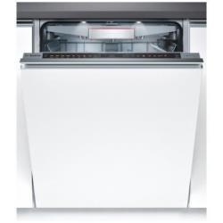 Lave-vaisselle Bosch Serie 8 SMV88TX02E - Lave-vaisselle - int�grable - largeur : 59.8 cm - profondeur : 55 cm - hauteur : 81.5 cm