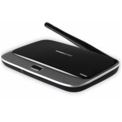 Station d'accueil multimedia Hannspree Android Box SNNPB73B - Lecteur de signalisation numérique - Rockchip RK3188 - RAM 2 Go - flash 8 Go - Android 4.4