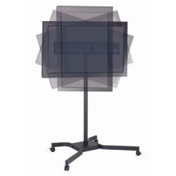 """Support pour LCD SOPAR - Pied pour écran plasma / LCD - noir - Taille d'écran : 32""""-42"""" - Interface de montage : jusqu'à 600 x 400 mm"""