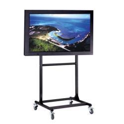 """Support pour LCD SOPAR - Pied pour écran plasma / LCD - noir - Taille d'écran : 56""""-70"""" - Interface de montage : jusqu'à 1100 x 800 mm"""