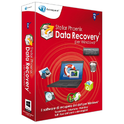 Software Avanquest - Stellar phoenix data recovery win 6