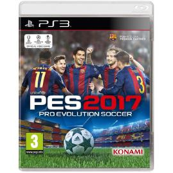 Videogioco Digital Bros - PES 2017 - Pro Evolution Soccer PS3