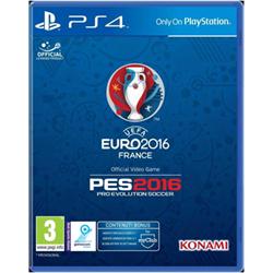 Videogioco Digital Bros - PES 2016: Euro 2016 PS4