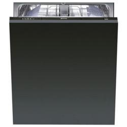 Lave-vaisselle Smeg ST521 - Lave-vaisselle - int�grable - Niche - largeur : 60 cm - profondeur : 57.5 cm - hauteur : 82 cm