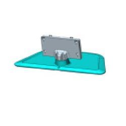 """Accessoire pour écran LG ST-550T - Kit de socles ( 4 vis ) pour Écran LCD - Taille d'écran : 55"""" - pour LG 55WL30MS, 55WL30MS-B, 55WL30MS-D"""