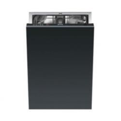 Lave-vaisselle encastrable Smeg STA4515 - Lave-vaisselle - intégrable - Niche - largeur : 45 cm - profondeur : 57.5 cm - hauteur : 82 cm