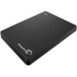 Hard disk esterno Seagate - Hdd backup plus portable 2 5 black