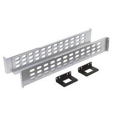 """APC - Kit de rails pour armoire - gris - 19"""" - pour Smart-UPS RT 1000, 2000, 48V Battery Pack"""